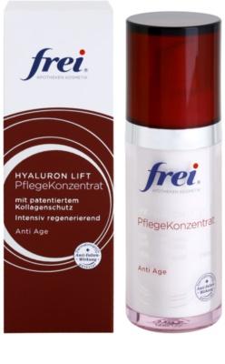 Frei Anti Age Hyaluron Lift ser intensiv impotriva imbatranirii pielii 1