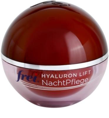 Frei Anti Age Hyaluron Lift regenerująco - ujędrniający krem na noc przeciw zmarszczkom