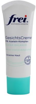Frei Clear Balance pomirjujoča krema za problematično kožo, akne
