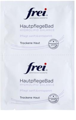 Frei Hydrolipid Beruhigungsbad für sanfte und weiche Haut