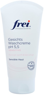 Frei Sensitive crema limpiadora suave pH 5,5