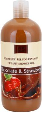 Fresh Juice Chocolate & Strawberry cremiges Duschgel