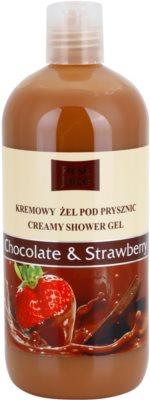 Fresh Juice Chocolate & Strawberry gel cremos pentru dus