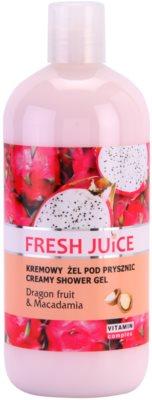 Fresh Juice Dragon Fruit & Macadamia krémový sprchový gél