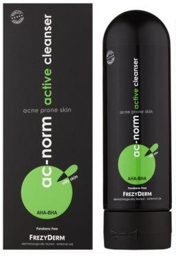 Frezyderm Ac-Norm bálsamo limpiador activo para pieles grasas con tendencia acnéica 1