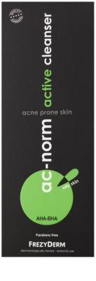 Frezyderm Ac-Norm bálsamo limpiador activo para pieles grasas con tendencia acnéica 2