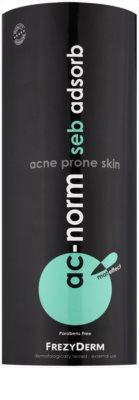 Frezyderm Ac-Norm tonic pentru a reglementa și de a absorbi excesul de sebum 2