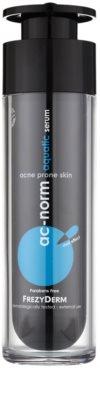 Frezyderm Ac-Norm serum nawilżające z efektem matującym do skóry problemowej