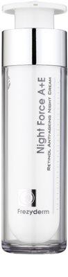 Frezyderm Anti- Age crema de noapte antirid cu retinol si vitamina E