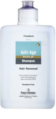 Frezyderm Anti- Age obnovující šampon pro zralé vlasy