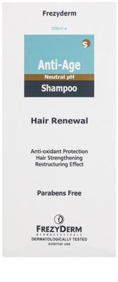 Frezyderm Anti- Age obnovující šampon pro zralé vlasy 2