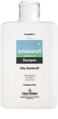 Frezyderm Antidandruff šampon proti mastným lupům