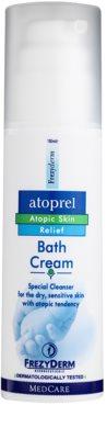Frezyderm Atoprel душ-крем за суха и чувствителна кожа със склонност към атопия