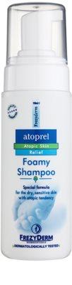 Frezyderm Atoprel pěnový šampon pro suchou a citlivou pokožku hlavy se sklonem k atopii