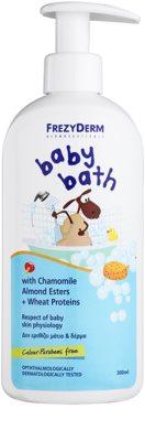 Frezyderm Baby gyengéd fürdő gyermekeknek születéstől kezdődően