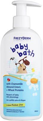 Frezyderm Baby jemný kúpeľ pre deti od narodenia