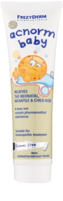 Frezyderm Baby crema suave para tratar el acné del recién nacido y el acné del bebé