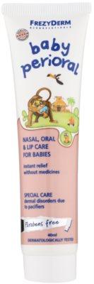 Frezyderm Baby regeneracijska in pomirjajoča nega za predel okoli nosa in ustnic