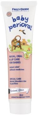 Frezyderm Baby regeneráló és nyugtató ápolás orr és száj környékre