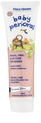 Frezyderm Baby regenerierende und beruhigende Pflege für den Nasen - und Augenbereich