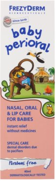 Frezyderm Baby відновлюючий та заспокоюючий догляд для шкіри навколо носу та губ 2