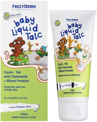Frezyderm Baby płynny puder na obolałe miejsca dla dzieci od urodzenia 1