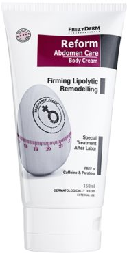 Frezyderm Feminine festigende remodellierende Creme für schlaffe Haut nach einer Schwangerschaft