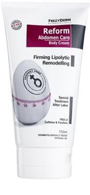 Frezyderm Feminine зміцнюючий моделюючий крем для обвислої шкіри після пологів