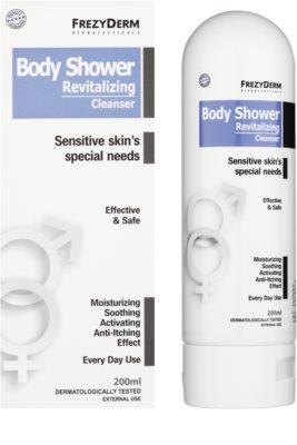 Frezyderm Feminine revitalisierendes Duschgel für empfindliche und gereizte Haut 1
