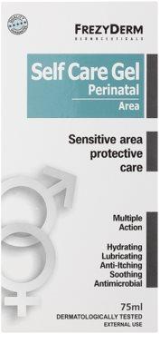 Frezyderm Feminine ochranná a upokojujúca starostlivosť na intímne partie s antibakteriálnym účinkom 2