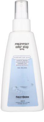 Frezyderm Frezyfeet kellemetlen szagokat eltüntető dezodor a lábakra