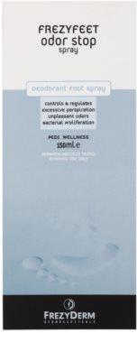 Frezyderm Frezyfeet desodorante para pies para combatir el mal olor 2