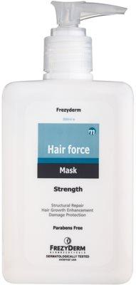 Frezyderm Hair Force posilující maska proti padání vlasů