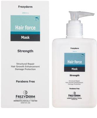 Frezyderm Hair Force posilující maska proti padání vlasů 1