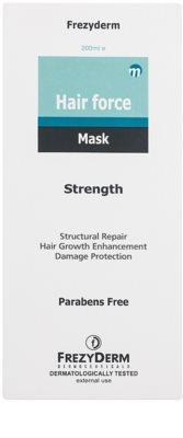 Frezyderm Hair Force posilující maska proti padání vlasů 2