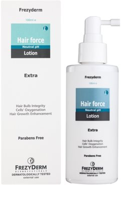 Frezyderm Hair Force Tratament pentru intarirea firului de par ce nu necesita clatire impotriva caderii parului 1