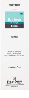 Frezyderm Hair Force Tratament pentru intarirea firului de par ce nu necesita clatire impotriva caderii parului 2