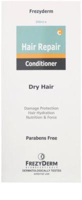 Frezyderm Hair Repair kondicionér pro suché a poškozené vlasy 2