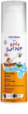 Frezyderm Kids krem ochronny do opalania odstraszający owady dla dzieci SPF 50+