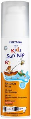 Frezyderm Kids ochranný krém na opalování s repelentním účinkem pro děti SPF 50+