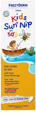 Frezyderm Kids ochranný krém na opalování s repelentním účinkem pro děti SPF 50+ 3