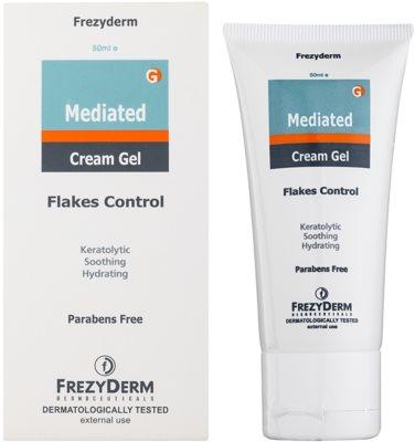 Frezyderm Mediated gelový krém napomáhající redukci lupů 1