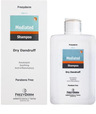 Frezyderm Mediated šampon proti suchým lupům 1
