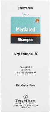Frezyderm Mediated šampon proti suchým lupům 2