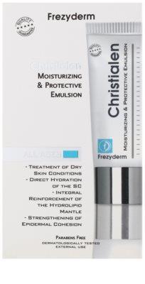 Frezyderm Moisturizing Christialen feuchtigkeitsspendende und schützende Emulsion für Gesicht und Körper 2