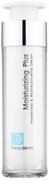 Frezyderm Moisturizing Plus crema hidratante regeneradora para rostro 30+