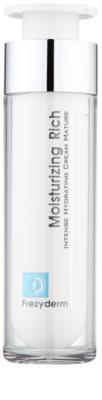 Frezyderm Moisturizing Rich хидратиращ крем с противобръчков ефект 45+