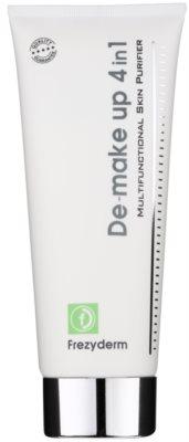 Frezyderm Oily Skin почиствашо мляко за лице и шия 4 в 1
