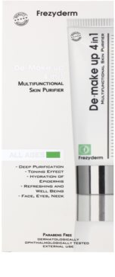 Frezyderm Oily Skin mleczko oczyszczające do twarzy i szyi 4 v 1 2