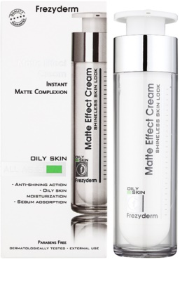 Frezyderm Oily Skin Crema hidratanta cu efect matifiant 1